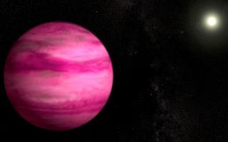 Экзопланета Gj 504B