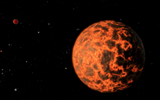 Экзопланета Gliese 436 B
