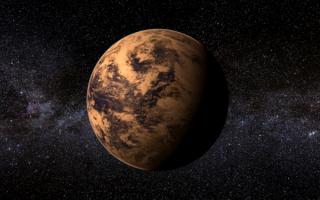 Экзопланета Gliese 667C