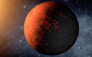 Экзопланета Kepler-20e