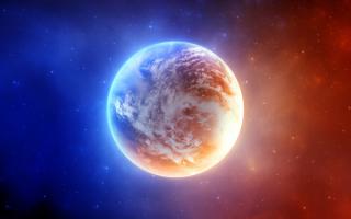 Экзопланета Kepler-22b