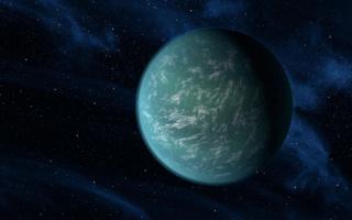 Экзопланета Kepler-61 b