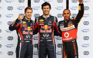 Мужчины Формулы 1