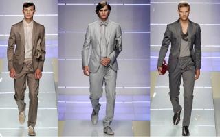 Мужчины  модели