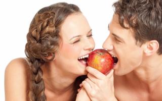 Адамово яблоко для мужчины