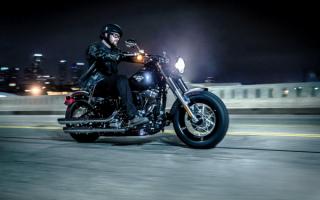 Ночной мотоциклист