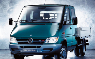 Mercedes-Benz Sprinter 416 CDI / Мерседес Бенц Спринтер 416 CDI