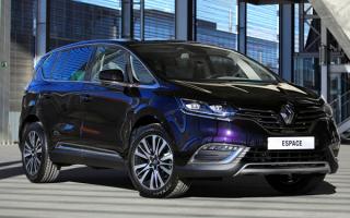Renault Espace minivan 2015