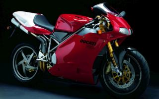Мотоцикл Дукати 996R