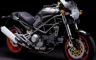 Мотоцикл Дукати Монстр M 900 S4
