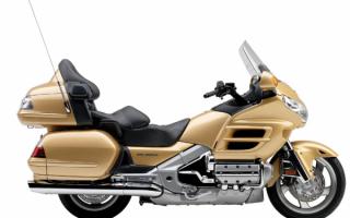 Мотоцикл Хонда Голдвинг