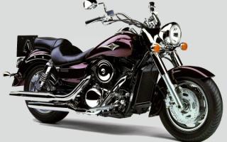 Мотоцикл Кавасаки  VN 1600