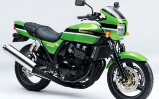 Мотоцикл Кавасаки  ZRX 400