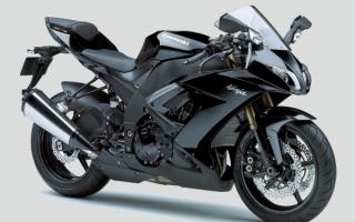 Мотоцикл Кавасаки ZX - 10R
