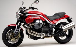 Мотоцикл Гуззи