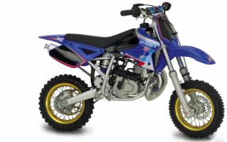 Мотоцикл Полини ХР 4