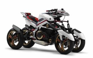 Мотоцикл Ямаха  ATV