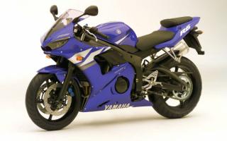 Мотоцикл Ямаха  R6