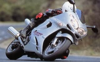 Мотоцикл ZZR 1200