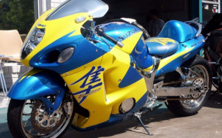 Мотоцикл Сузуки GSX 1300R