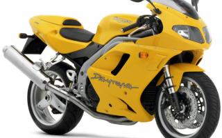 Мотоцикл Триумф 955I