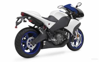Мотоцикл Бьюэлл 1125R