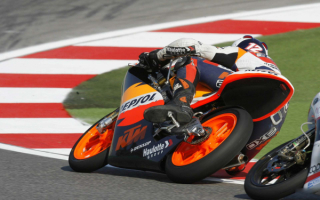 Кольцевые гонки на мотоциклах