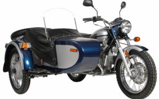 Мотоцикл Урал Тройка
