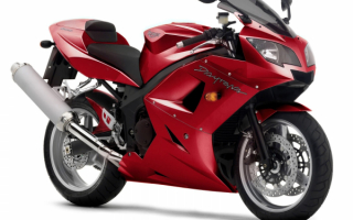 Мотоцикл Триумф Дайтона 600