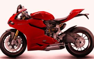 Ducati 1199 Panigale S4
