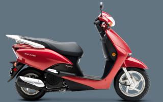 Скутер Honda Elite 110