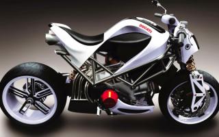 Концепт мотоцикла Ducati