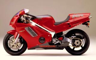 Хонда NR 750