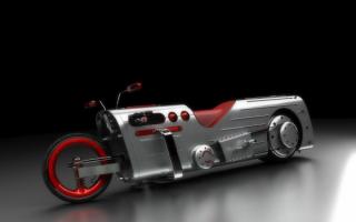 Концептуальный мотоцикл