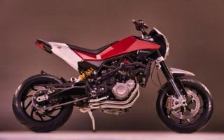 Мотоцикл Husqvarna Nuda 900R