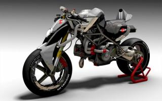 Концепт Ducati S2-Braida