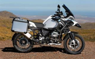 Мотоцикл BMW R 1200GS 2014