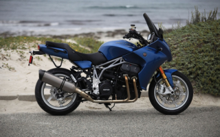 Мотоцикл Motus MST