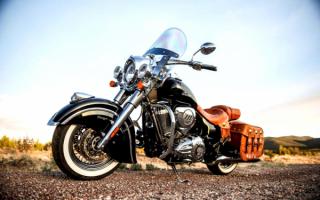 Мотоцикл Индиан