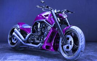 Harley Davidson VRSCD