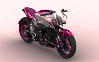 Yamaha MTH 500