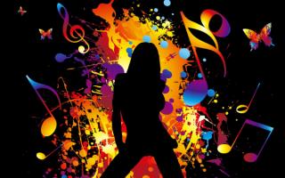Музыкальная картинка
