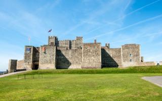 Дуврский замок, графство Кент, Англия