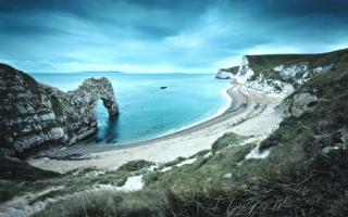 Пролив Ла-Манш у берегов Англии