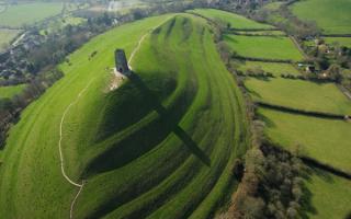 Холм святого Михаила, графство Сомерсет, Англия
