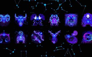 Двенадцать знаков зодиака