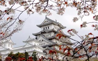 Японский дворец