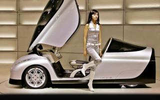 Японская машина