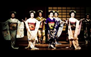 Театр Кабуки в Японии