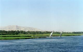 Река Египта Нил